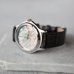 Muonionalusta Meteorite Watch - gifts for him