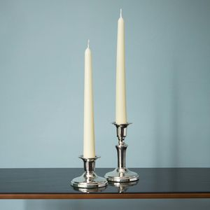 Sterling Silver Candlestick - candles & home fragrance