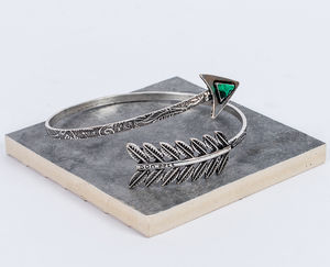 Boho Arrow Upper Arm Cuff - bracelets & bangles