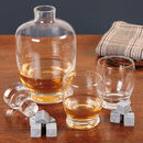 Personalised Manhattan Barrel Drinks Decanter Gift