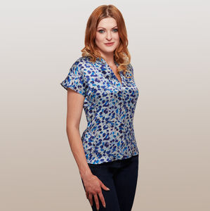 Honesty Silk Top