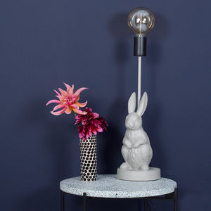 Rabbit Table Lamp - living room