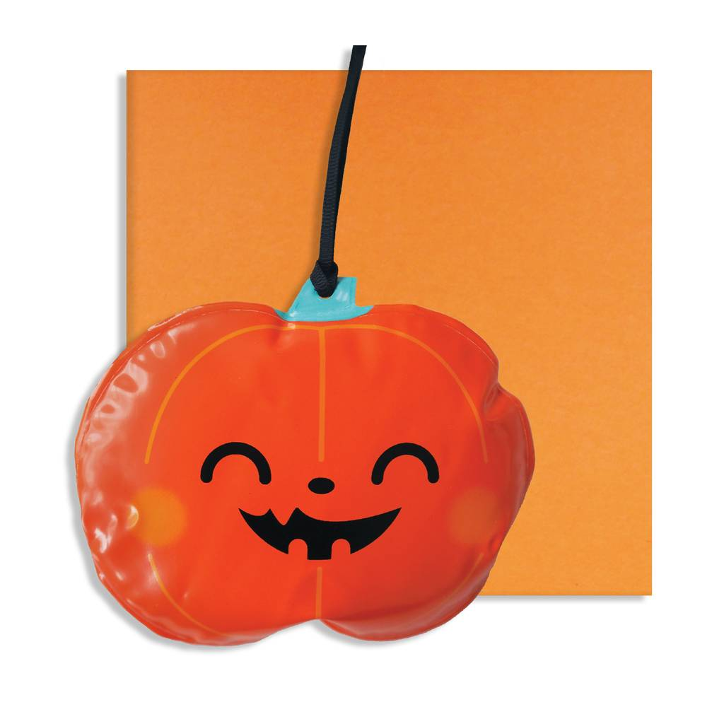 halloween inflatable pumpkin decoration card by pango productions ...