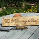 Personalised Vintage Wooden Signs