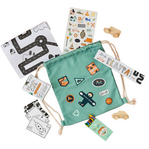 Play'n'pack Travel Activity Set City - view all new