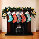 Classic Personalised Christmas Stocking