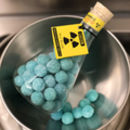 Radioactive Blue Raspberry Sours