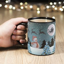 Winterland Colour Changing Mug With Treats