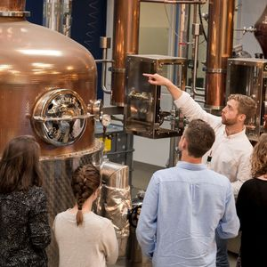Bottle Of Gin And Distillery Tour Experience For Two - food & drink experiences