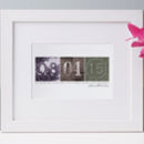 Bespoke Couples Engagement Present print