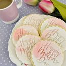 Happy Mother's Day Biscuit Gift Box