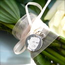 Portrait Wedding Bouquet Charms