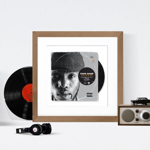 Your Record L.P Cover Print