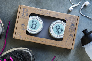 Runners Gift Pack - foot care