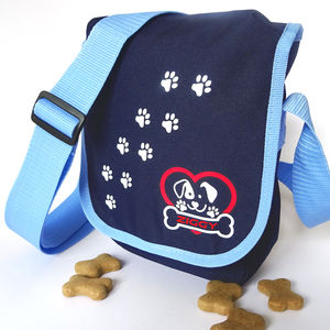 Personalised Dog Walker Bag
