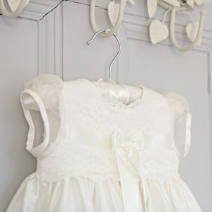 Saffron Christening Gown - dresses