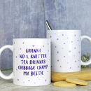 Personalised Mother's Day Mug For Granny