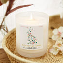 Easter Gift Rabbit Candle