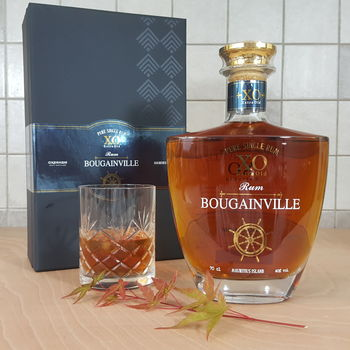Bougainville Xo Rum In A Decanter And Gift Box