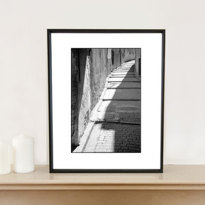 Steps, The Medina, Fes, Morocco Photographic Art Print - photography