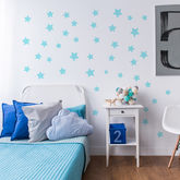 Star Wall Stickers - home