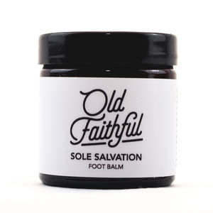 Sole Salvation Foot Balm