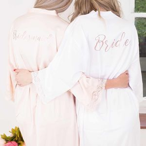 Gracie Personalised Robes