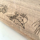 Small Chopping Board Detail
