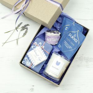 Lavender Natural Gift Set - gift sets