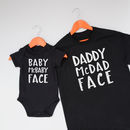 Daddy And Baby Mc Face Set