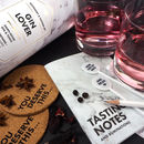 Gin Lover Tasting And Accessory Gift Set