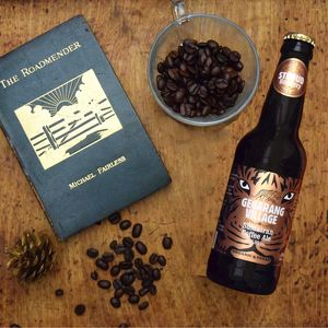 Book Bean And Coffee Beer Gift Set - valentine's gifts for him