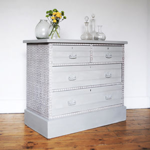 The Nadia Chest Of Drawers - furniture