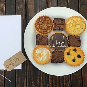 Father's Day Gluten Free Selection Box - what's new