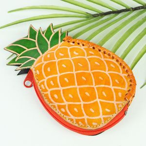 Pineapple Purse - bags, purses & wallets