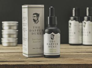 Tutti Frutti Beard Oil - men's grooming & toiletries