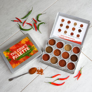 Rare Chilli Powder Collection - food & drink