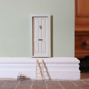 Enchanting Magic Fairy Door And Ladder - more