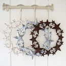 Star Constellation Wreath