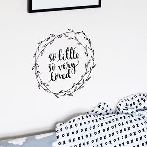 Nursery Wall Decal Sticker - home accessories