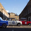 Classic Mini Cooper Gin Experience For Two