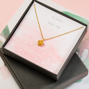 Mummy And Me Necklace Giftbox