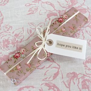 'Hope You Like It' Handmade Gift Tag