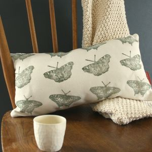 Butterfly Print Sleep Pillow - cushions