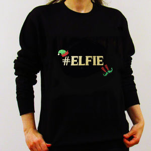 Christmas #Elfie Jumper