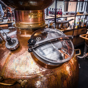 London Whisky Distillery Tour For Two - spirits & cocktails