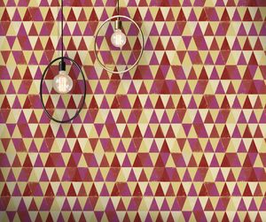 Circus Pattern Wallpaper Set Of Three Rolls - wallpaper