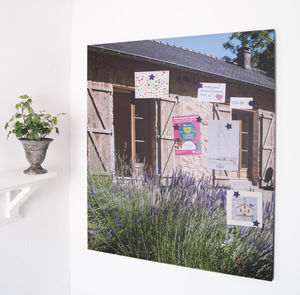 Giant Magnetic Photo Noticeboard