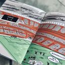 Create Your Own Personalised Football Comic Book