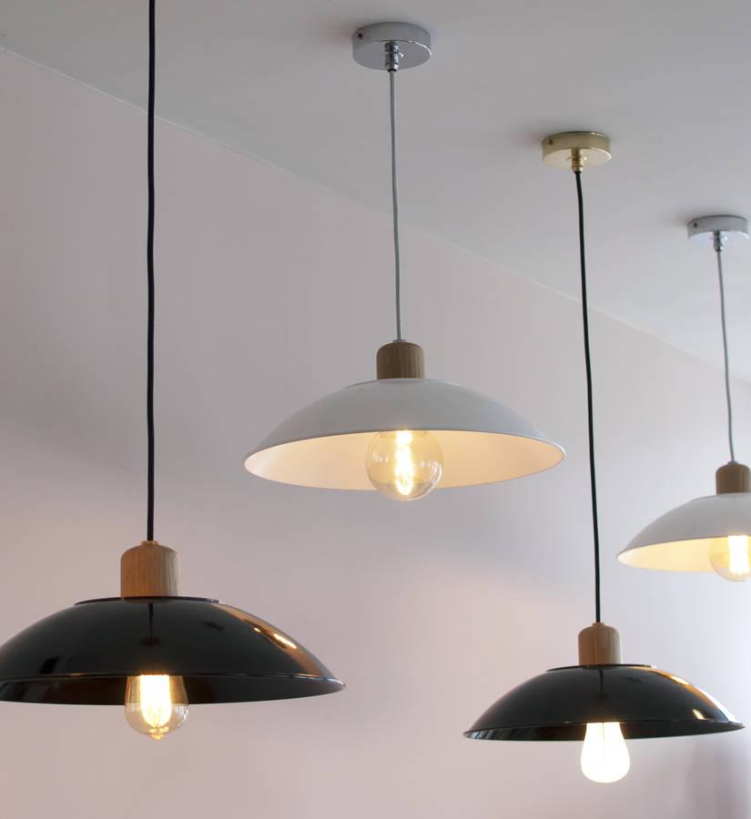 Stainless Pendant Light